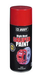 Brake Caliper Paint Red